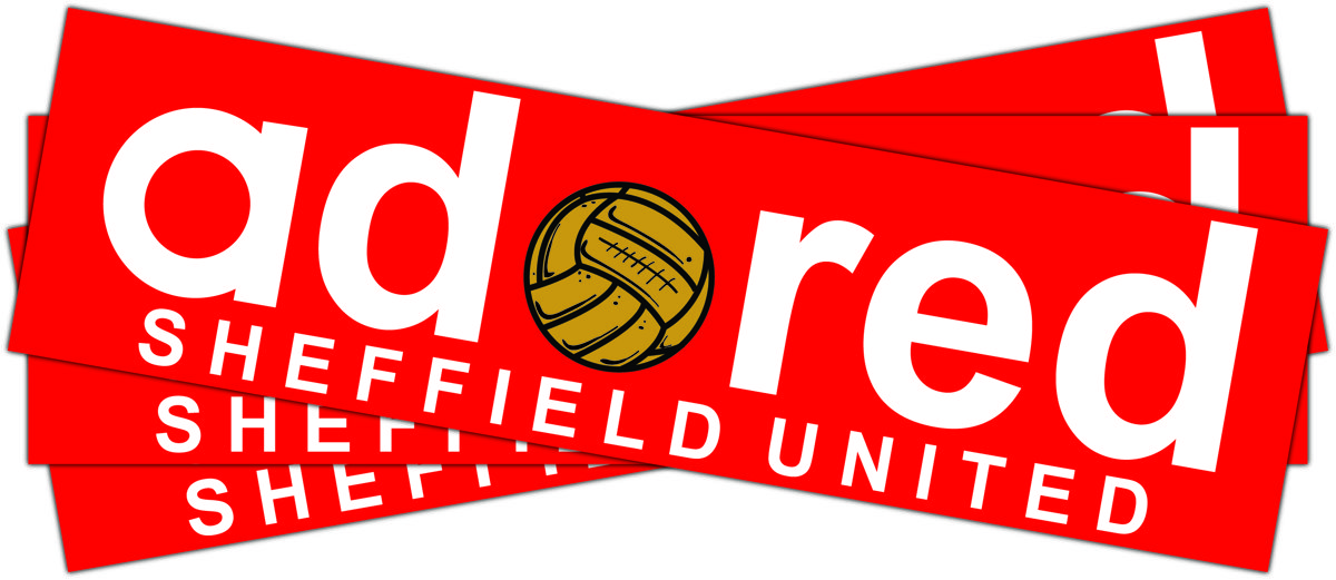 Sheffield United Adored