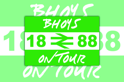 Glasgow Celtic Bhoys On Tour