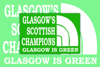 Glasgow Celtic Scottish Champions