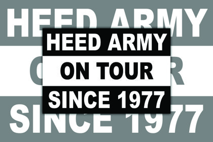 Gateshead FC Heed Army
