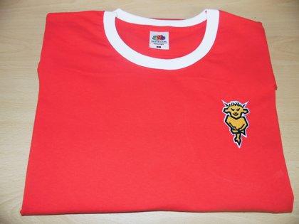 Lincoln City Imp Ringer T-shirt