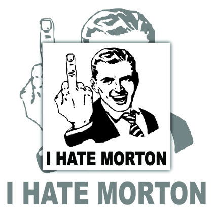 ST Mirren I Hate Morton