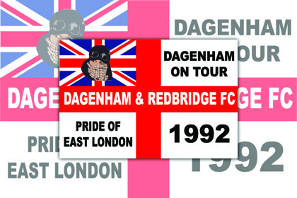 Dagenham & Redbridge Pride Of East London