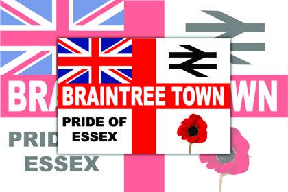 Braintree Town Pride Of Essex