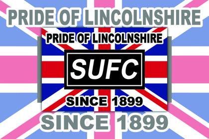 Scunthorpe United Pride Of Lincolnshire