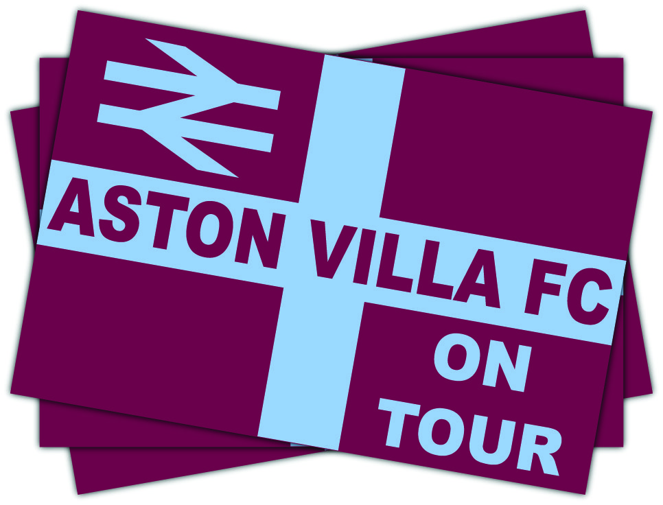 Aston Villa On Tour
