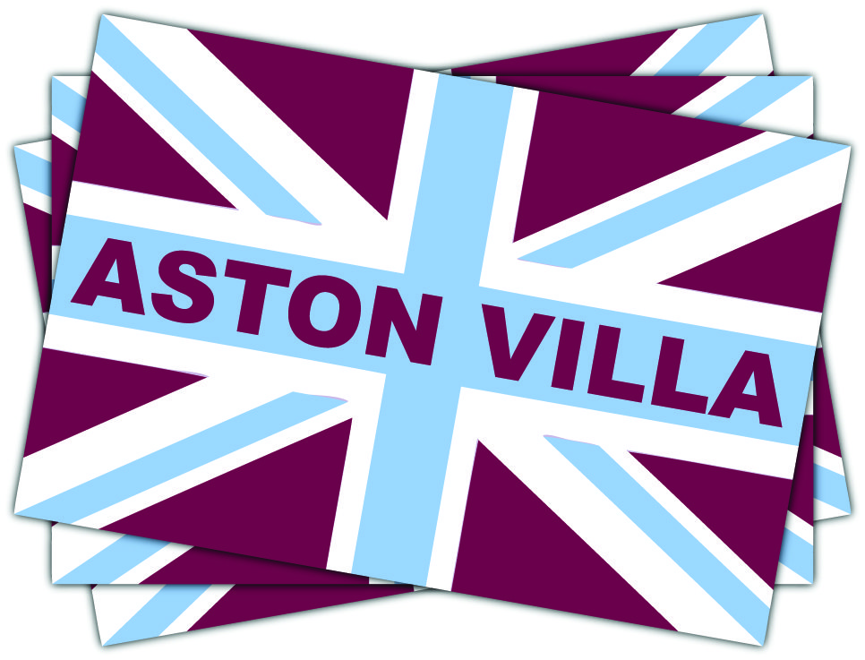 Aston Villa Union Jack