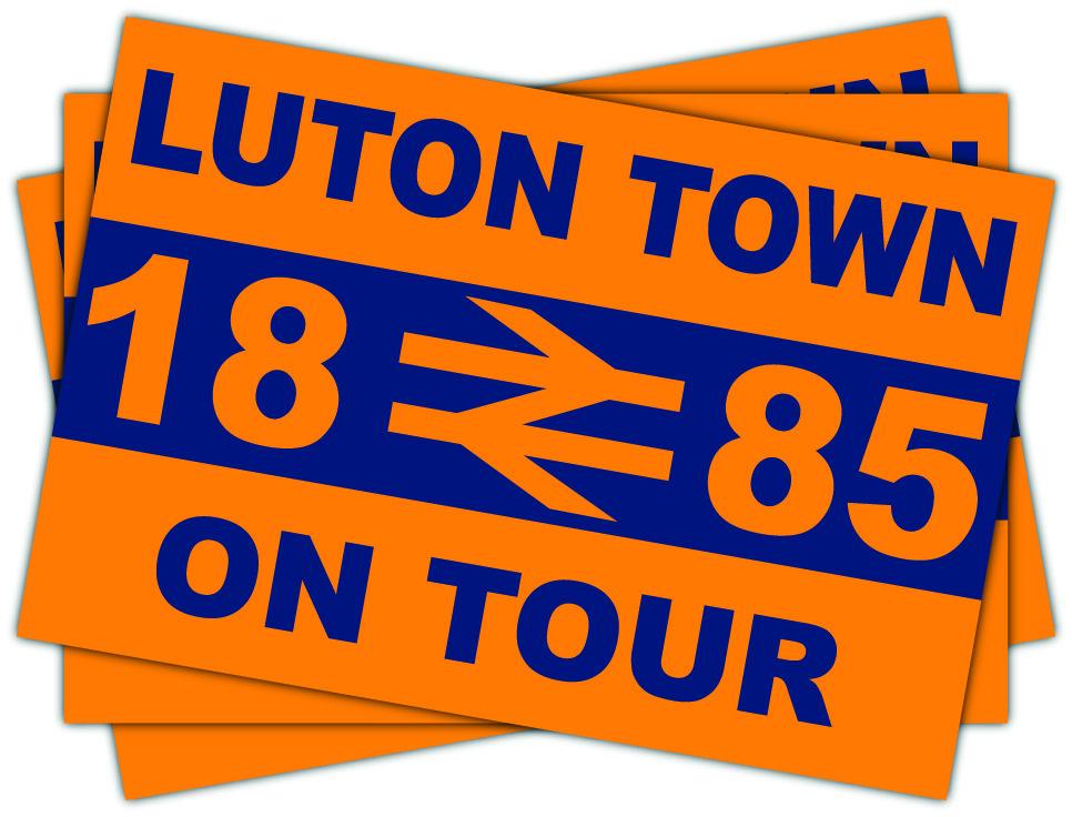 Luton Town On Tour