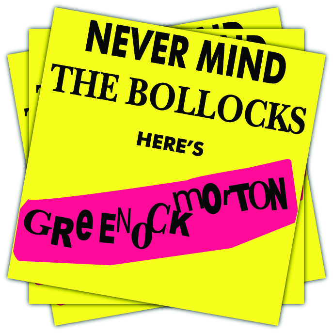 Greenock Morton Never Mind