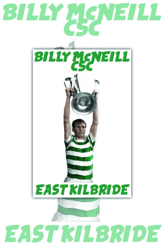 Glasgow Celtic Billy McNeil