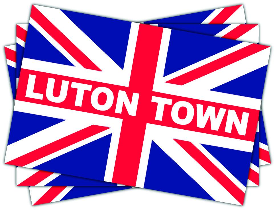 Luton Town Union Jack