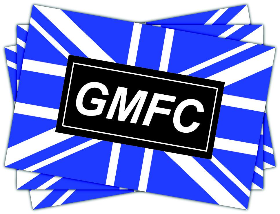 Greenock Morton Union Jack