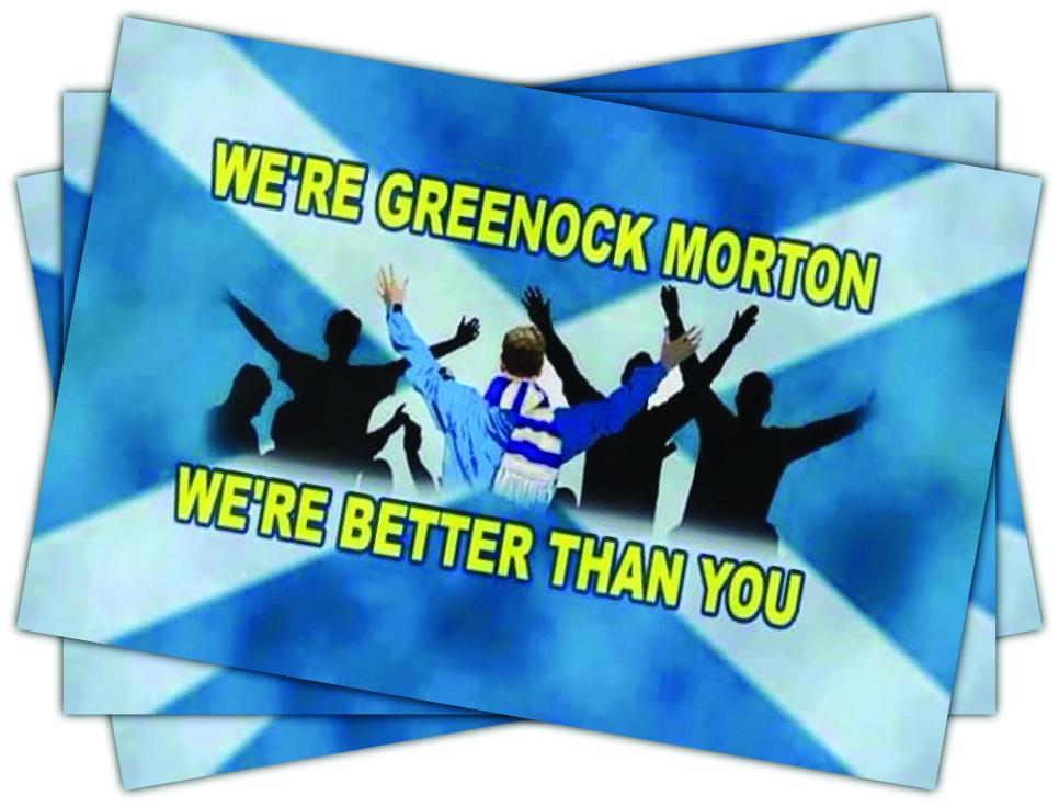 Greenock Morton We're Better Than You