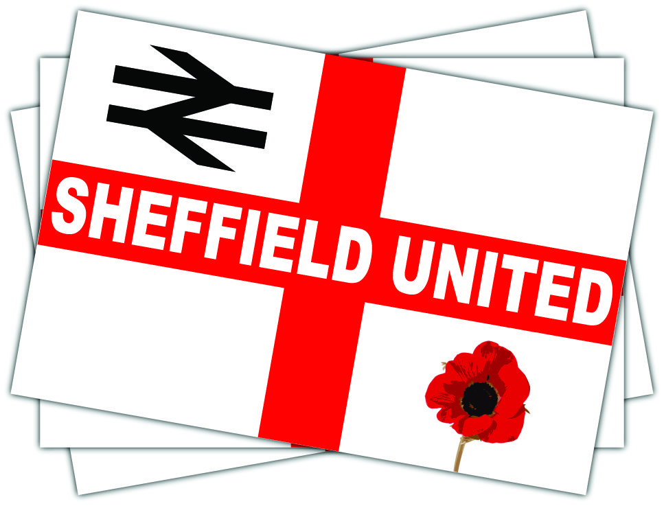 Sheffield United Poppy