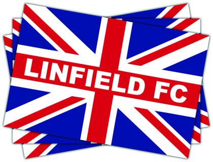 Linfield FC Union Jack