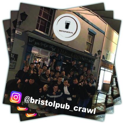 Bristol Pubcrawl