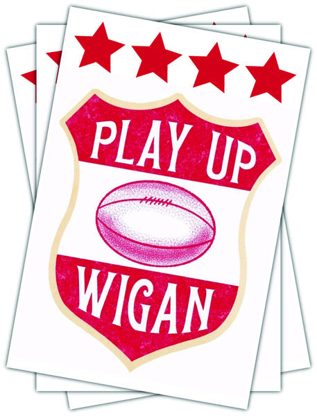 Wigan RL Play Up