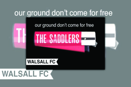 Walsall FC Our Ground
