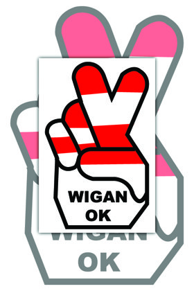 Wigan Warriors Wigan OK