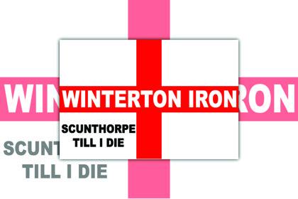Scunthorpe United Winterton Iron