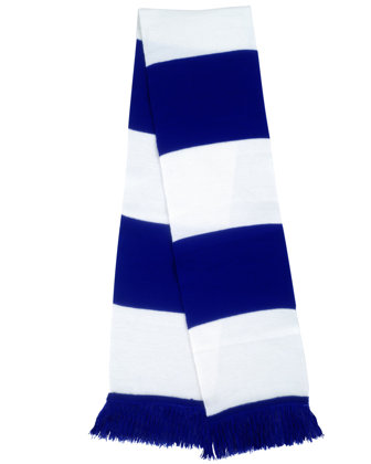 Two Colour Supporters Scarf